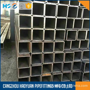 Top for Leading Rectangular Pipe Manufacturer, Supply Rectangular Steel Tubing, Aluminum Rectangular Tubing Carbon material st37 square steel tubing export to Saint Kitts and Nevis Suppliers